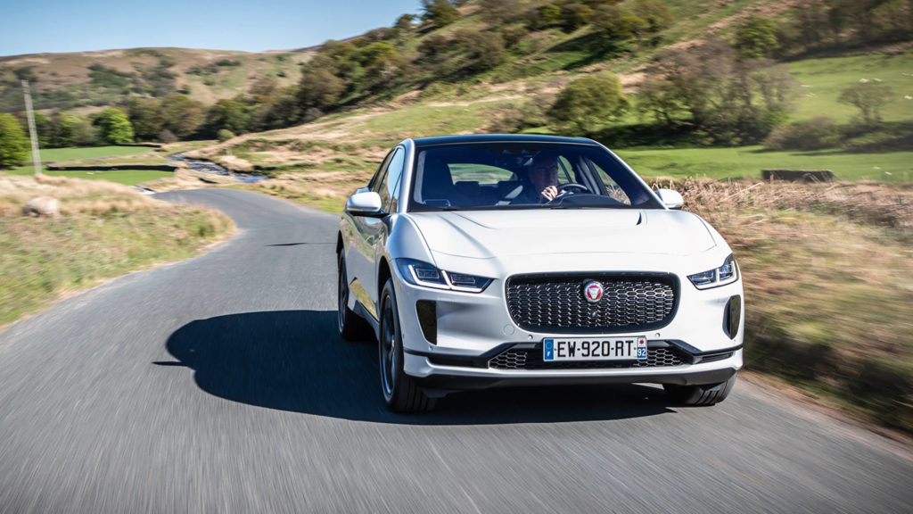 We Traverse England's Belt in a 2019 Jaguar I-Pace