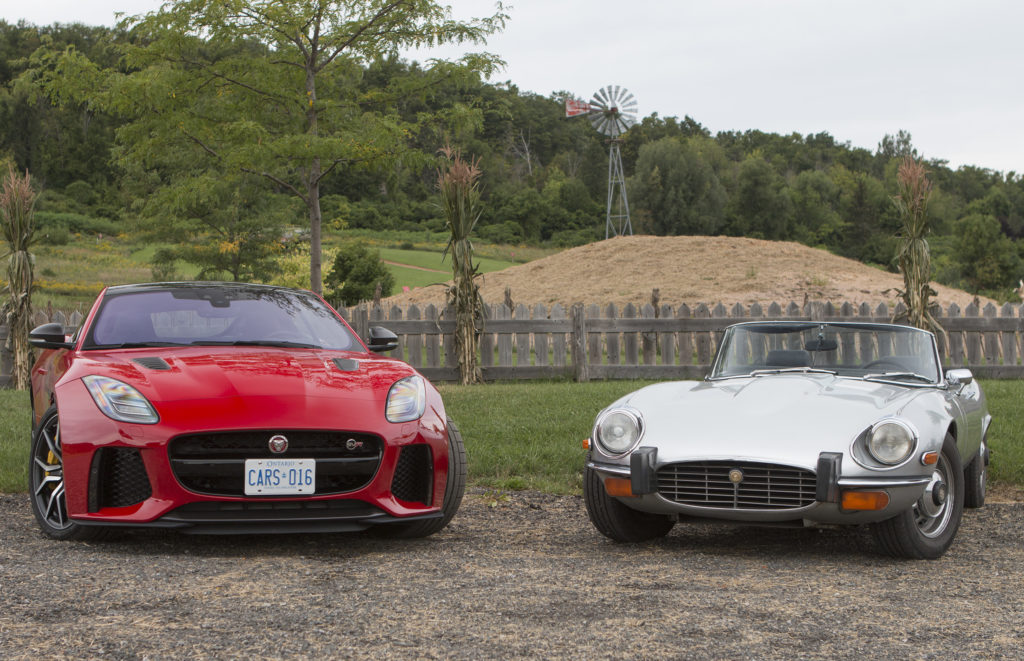 Jaguar&#8217&#x3B;s F-TYPE is a true successor to the E-type