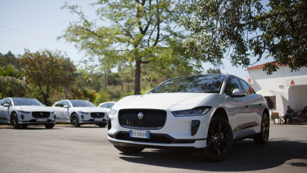 2019 Jaguar I-PACE gets official 234-mile range rating