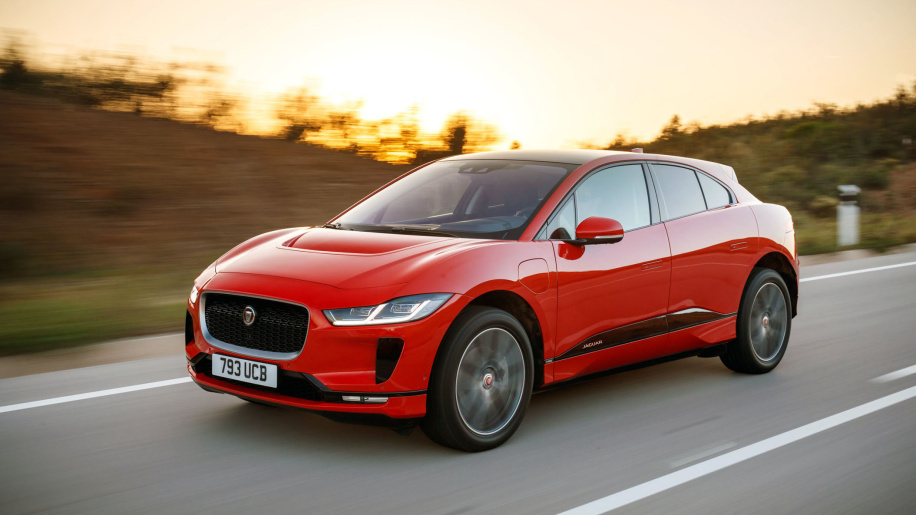 Jaguar I-PACE &#8211&#x3B; utility of the year