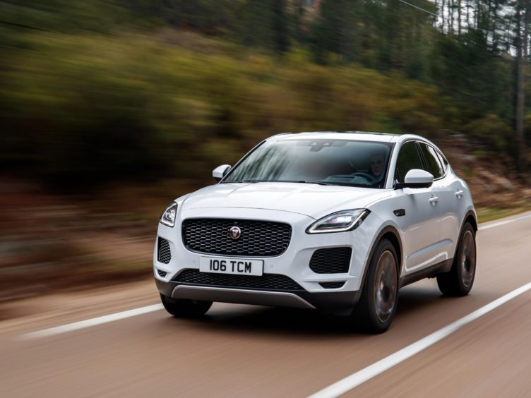 Future Jaguar Land Rover vehicles could help prevent travel sickness