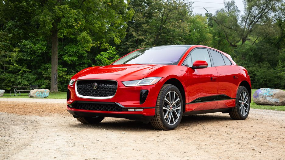 Utility and Truck of the Year finalists announced: Jaguar I-PACE nominated