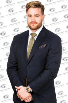 Justin Alexanderson - Financial Services Manager – Jaguar/Land Rover