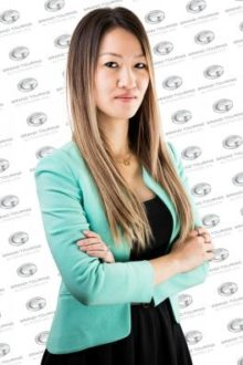 Linh An - Financial Service Manager