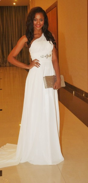 Happiness Ibagbi - Miss Earth 2010