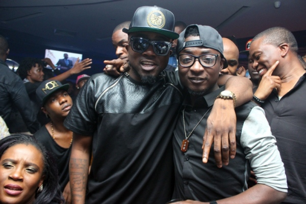 Ice Prince and Shaydee PHOTOS : Banky W, Julius Agwu, Toolz, Ice Prince, Wizkid, Others Gather To Celebrate Alex Okosi's Birthday In Lagos