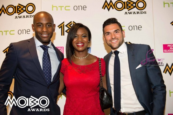 MOBO Awards 2013 nominations London Sept 3 Sarah Tete and friends