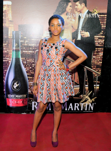 Chidinma - Remy Martin At The Club September