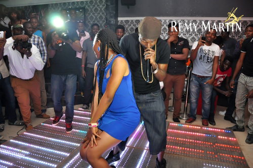 Tha Suspect - Remy Martin At The Club September II