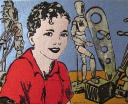 Young Sculptor