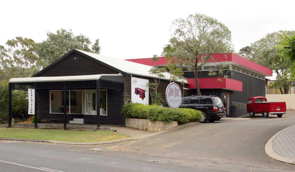 Jahroc Gallery Building