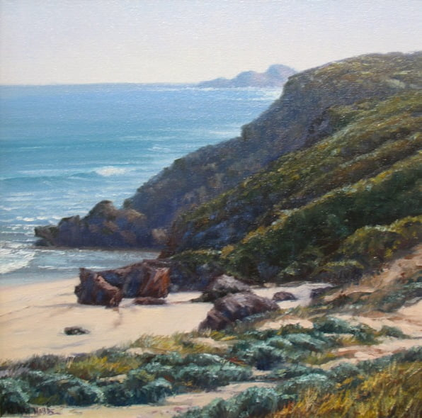 Kerry Nobbs exhibition at JahRoc Galleries 7th September