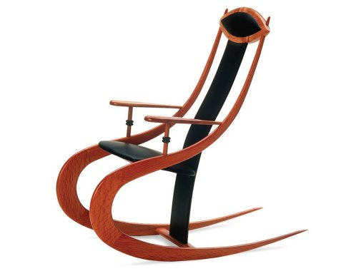 Roo Silhouette Rocking Chair