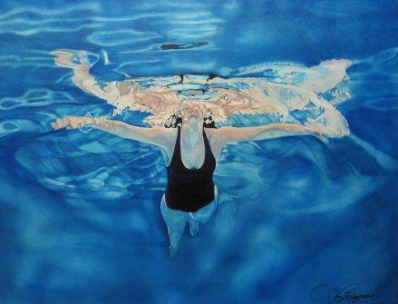 "Jane Pestelly-Litten ""Surface Tension"""