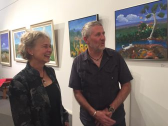 Helen Norton Exhibition Opening Night Speech Fine Art