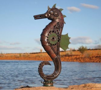The Hippocampus - SOLD