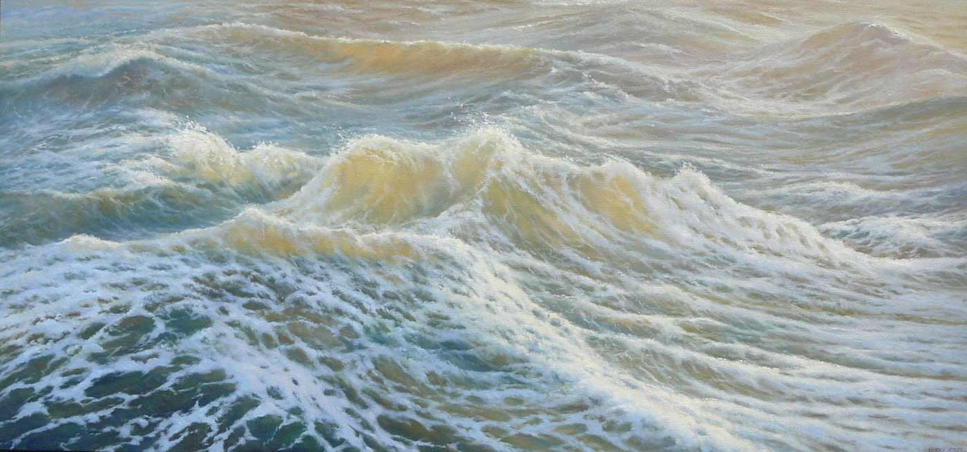 Kerry Nobbs Exhibition - Spirit Of The Ocean 2nd March
