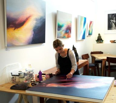 liv vardy exhibition artist in residence jahroc