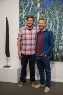 On-Location-Exhibition-Opening-Night-Stuart-Mcmilland-and-Joe-Webster-2