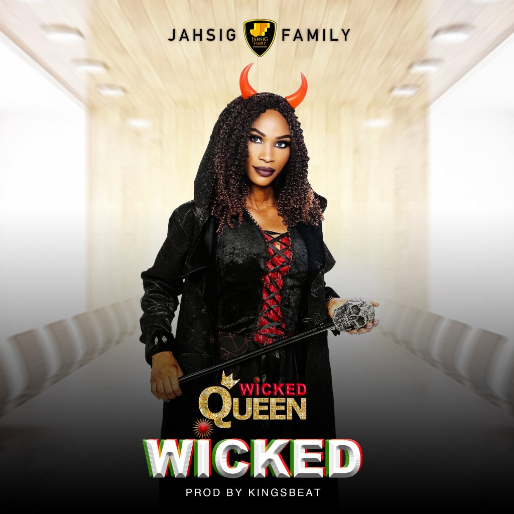 wicked official artcover