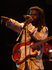 noisy reggae