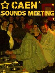 caen sounds meeting