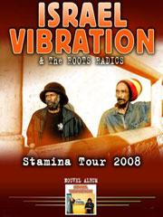 israel vibration 2008
