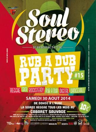 [75] - SOUL STEREO RUB A DUB PARTY #15