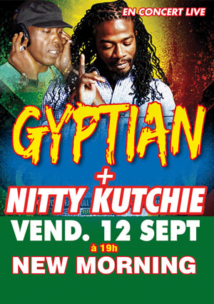 [75] - GYPTIAN + NITTY KUTCHIE