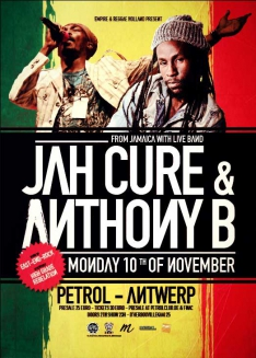 [BE] - JAH CURE + ANTHONY B