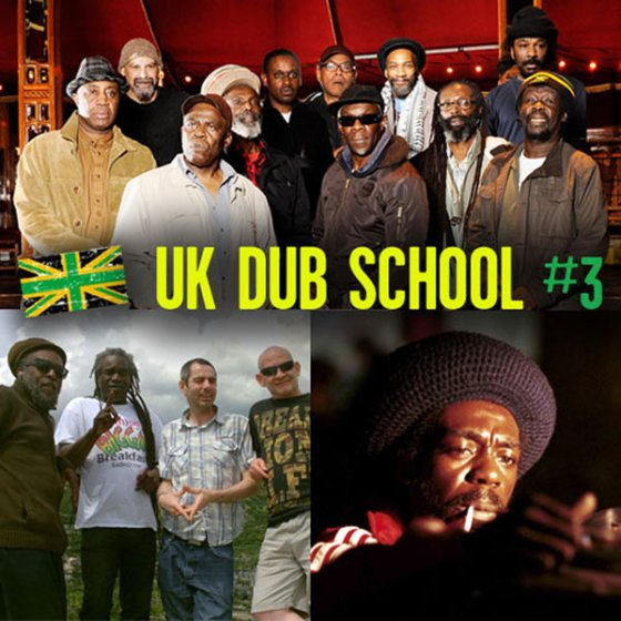 [91] - UK DUB SCHOOL #3 - BLACK ROOTS + NUCLEUS ROOTS + ABA SHANTI I