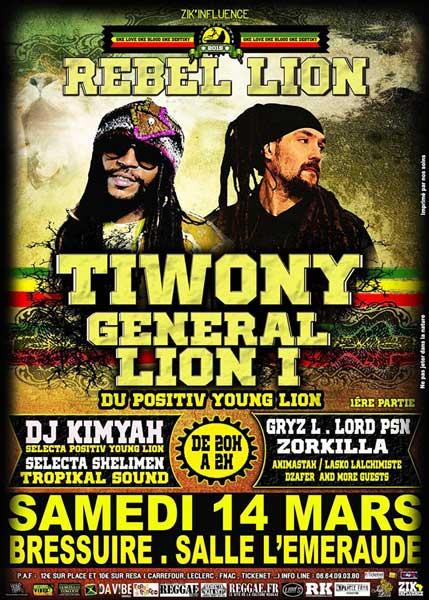 [79] - TIWONY & GENERAL LION I
