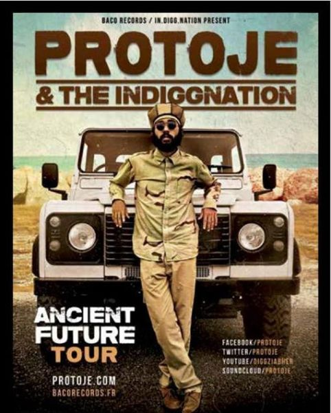 [95] – PROTOJE & THE INDIGGNATION + SAA'TURN + TRONIXX