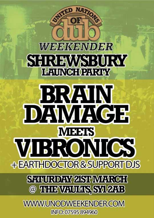 [UK] - BRAIN DAMAGE meets VIBRONICS