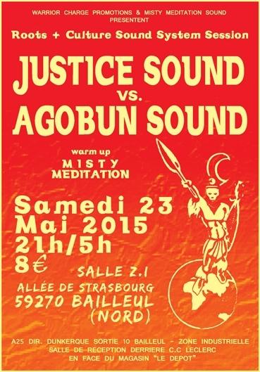 [59] - JUSTICE SOUND SYSTEM vs AGOBUN SOUND SYSTEM