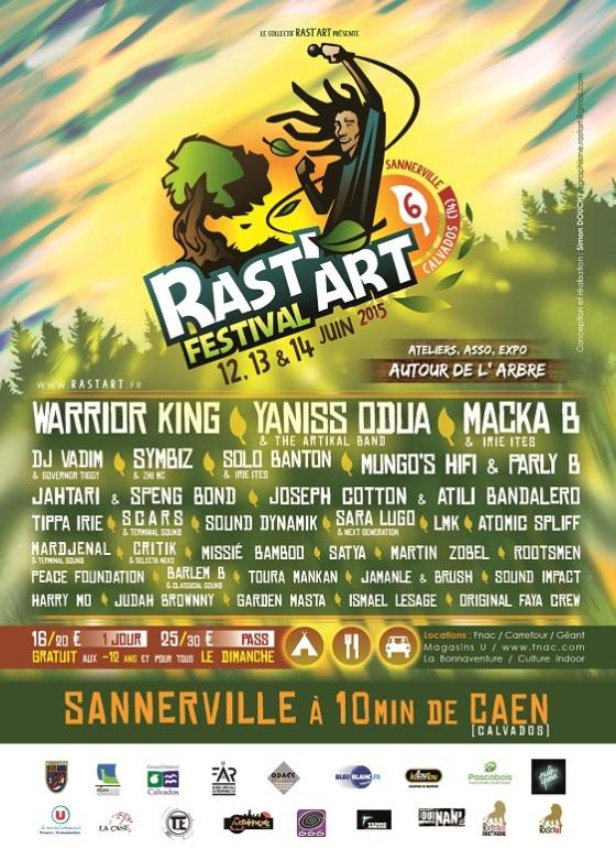 RAST'ART FESTIVAL #6