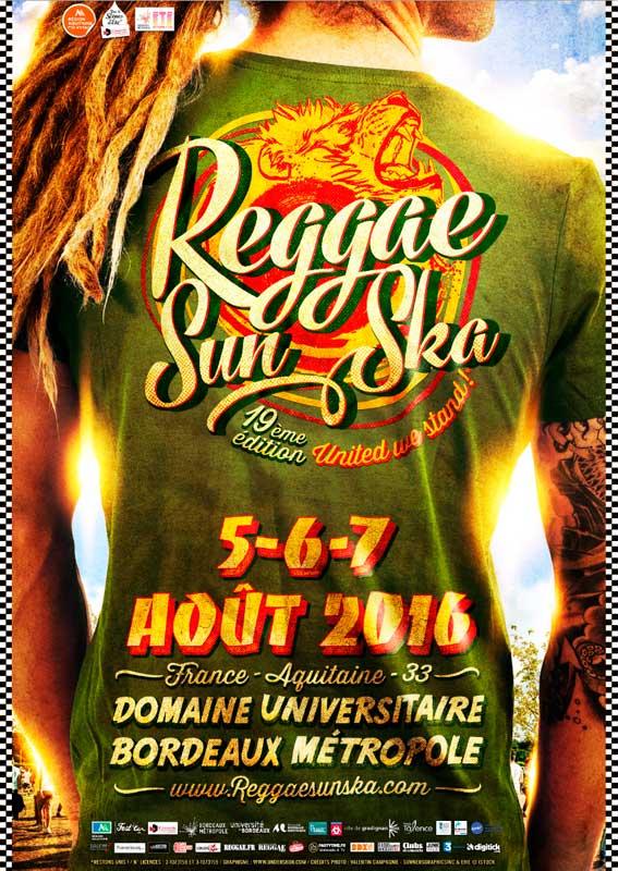 [33] - REGGAE SUN SKA FESTIVAL - 19EME EDITION