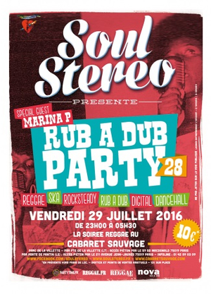 [75] - RUB A DUB PARTY #28