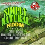 simply natural riddim