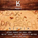 sax on da beach riddim