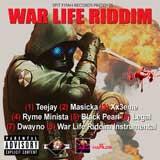 war life riddim