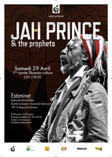 [78] - JAH PRINCE & THE PROPHETS + SHAMAN CULTURE