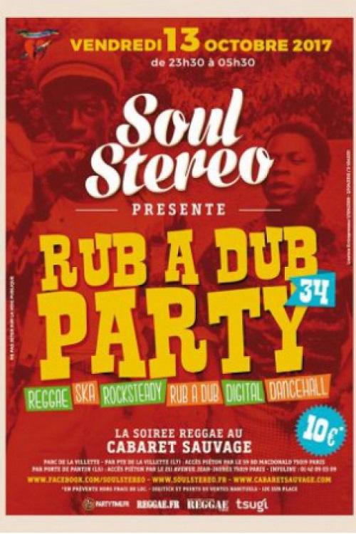 [75] - RUB A DUB PARTY #34