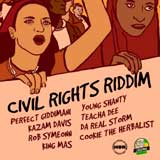 civil rights riddim