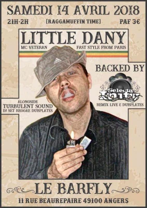 [49] - LITTLE DANY & SELECTA INITY + TURBULENT SOUND