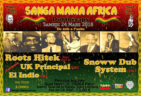 [75] - SANGA MAMA AFRICA & ROOTS HITEK