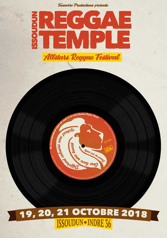 [36] - ISSOUDUN REGGAE TEMPLE #6 - JIMMY CLIFF + GROUNDATION + PANDA DUB + PIERPOLJAK