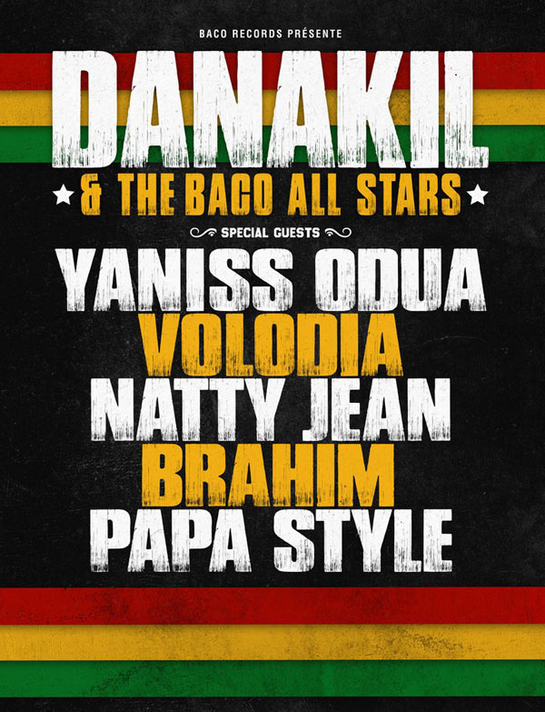 [31] - DANAKIL & THE BACO ALL STARS