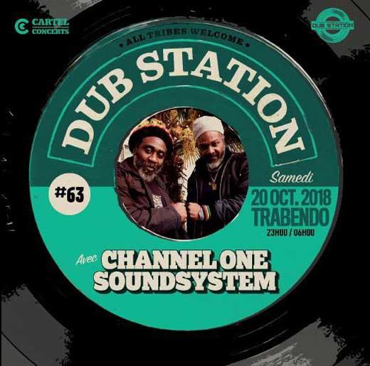[75] - DUB STATION #63 - CHANNEL ONE SOUND SYSTEM