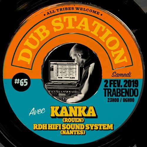 [75] - DUB STATION #65 - KANKA + RDH HIFI SOUND SYSTEM
